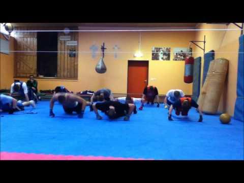 Training Serge Michel
