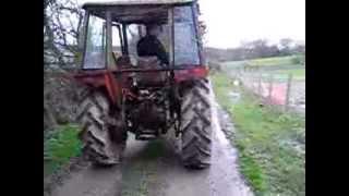 Tractor Zetor 6718