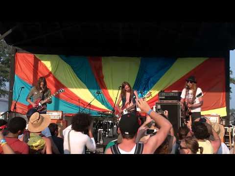 Graveyard-Blue Soul-Live at Bonnaroo Sonic Stage 6/10/11