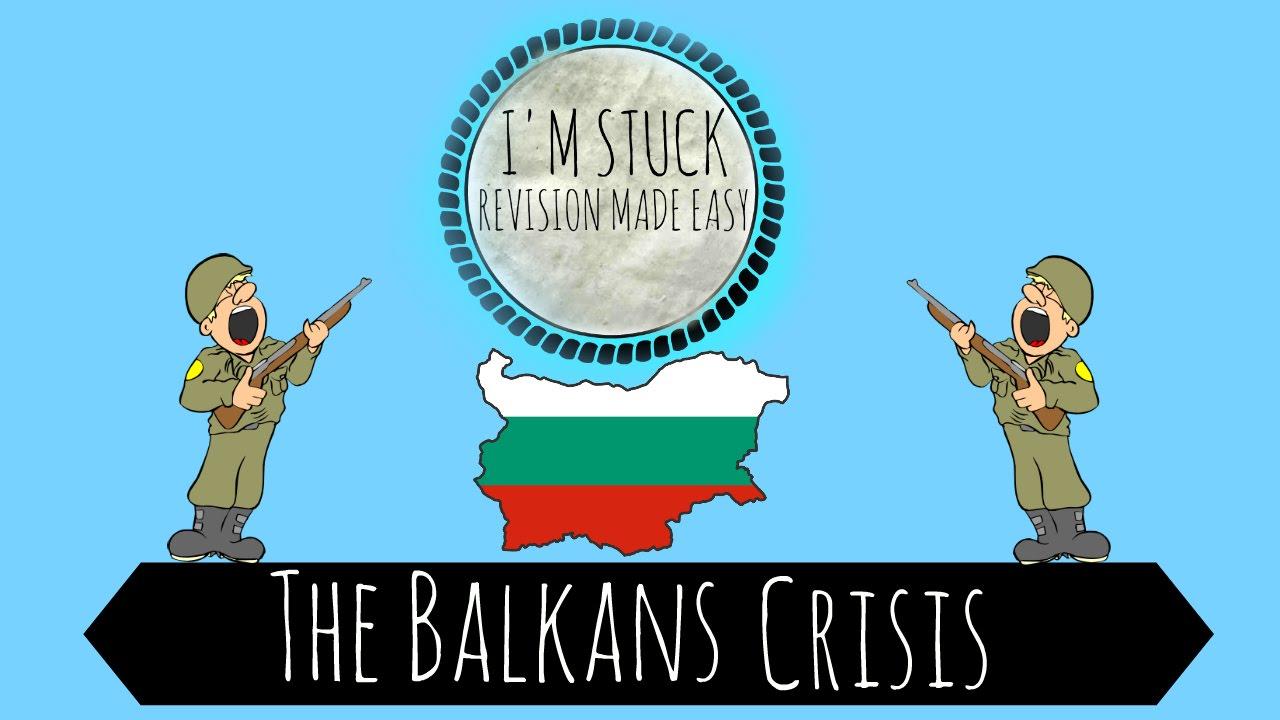 balkan peninsula ww1