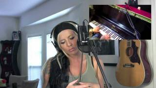 A demo of the Apogee ONE recording interface, featuring Trisha Luri...
