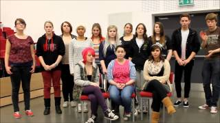 Royals - Lorde (Derby Glee Club Cover Acapella)