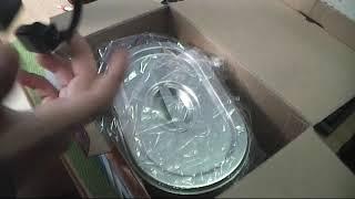 Краткий видеообзор ультразвуковой ванны yaxun YX2000A