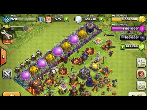 coc unlimited resources download
