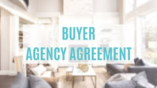 Buyer Agency Agreement