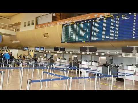 Аэропорт Арланда The largest international airport in Sweden
