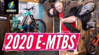 The Hottest 2020 E-Bikes At Eurobike   Eurobike 2019 Part 2