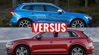 2018 Audi Q5 vs 2018 Volvo XC60