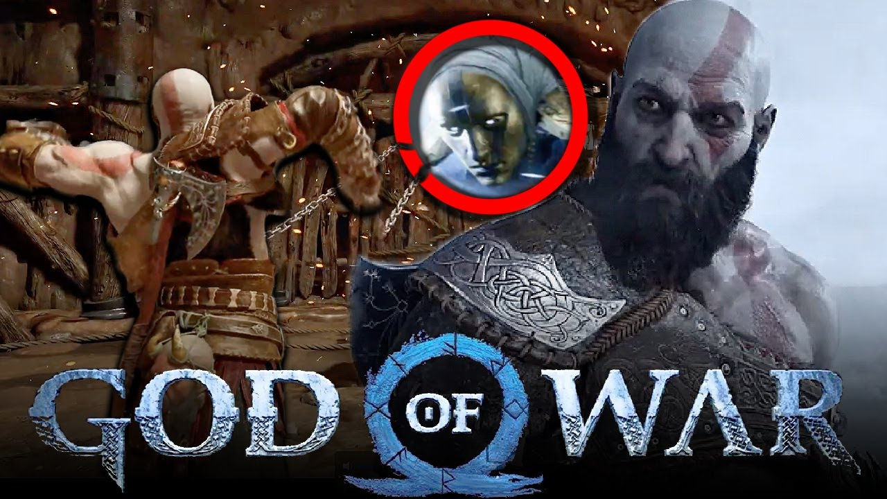 Download God Of War Ragnarok - Everything You Missed In The Trailer! Story And Gameplay Breakdown!