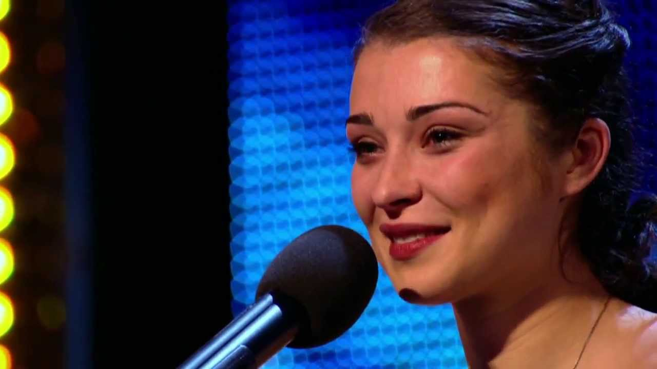 Alice Fredenham - 'My Funny Valentine' (HD) - Week 1 Auditions - Britain's Got Talent 2013 - YouTube