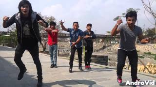 Jaalma (Resham Filili), Dance By THE D.PASSION CREW