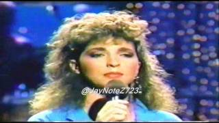 Gloria Estefan & Miami Sound Machine - Words Get In The Way (1987 Live)(lyrics in description)(X)