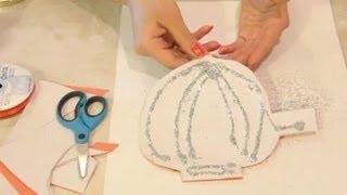 """""""Cinderella"""" Pumpkin Coach Crafts : Kids"""