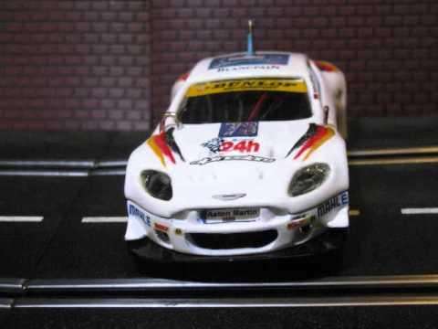 Aston Martin DBRS GT3 Nurburgring Edition on Test Track