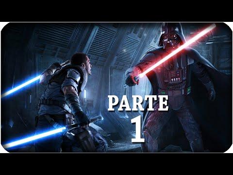 Star Wars: El Poder de la Fuerza Walkthrough Gameplay en Español Parte 1 - Sin piedad (PS3)