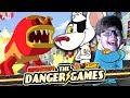 DANGER MOUSE: THE DANGER GAMES!!!