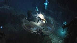 디아블로 III: 영혼을 거두는 자 - 게임플레이 영상