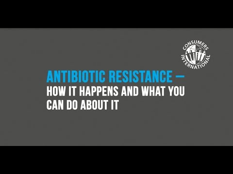 Antibiotic Resistance - How it happens and what you can do about