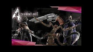 🔴✅Resident Evil 4 Dublado - Só Handcannon/Sem tunar o exclusivo #Final ✅🔴