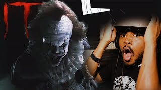 WATCH THIS BEFORE YOU SEE THE 'IT' MOVIE | IT VR Experience (+Face Your Fears)