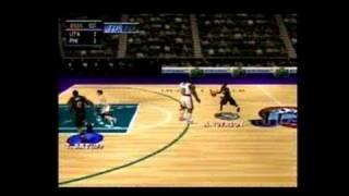 NBA Jam 2000 Nintendo 64 Gameplay