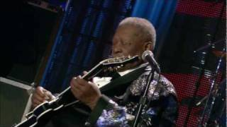 BB King & Solange - Thrill is Gone 2011 HD