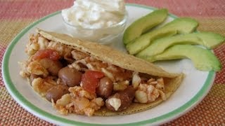 Fast Breakfast Burrito: Easy Breakfast Recipes for Kids - Weelicious