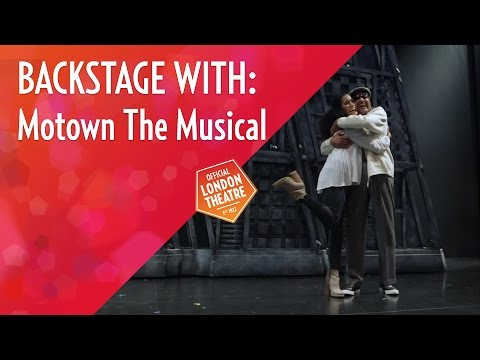 Backstage with: Motown the Musical