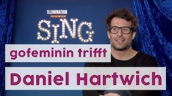 Daniel Hartwich im Interview zum neuen Animationsfilm 'Sing'