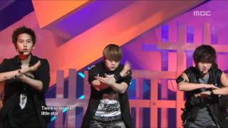 Super Junior - Bad Woman, 슈퍼주니어 - 나쁜 여자, Music Core 20100515