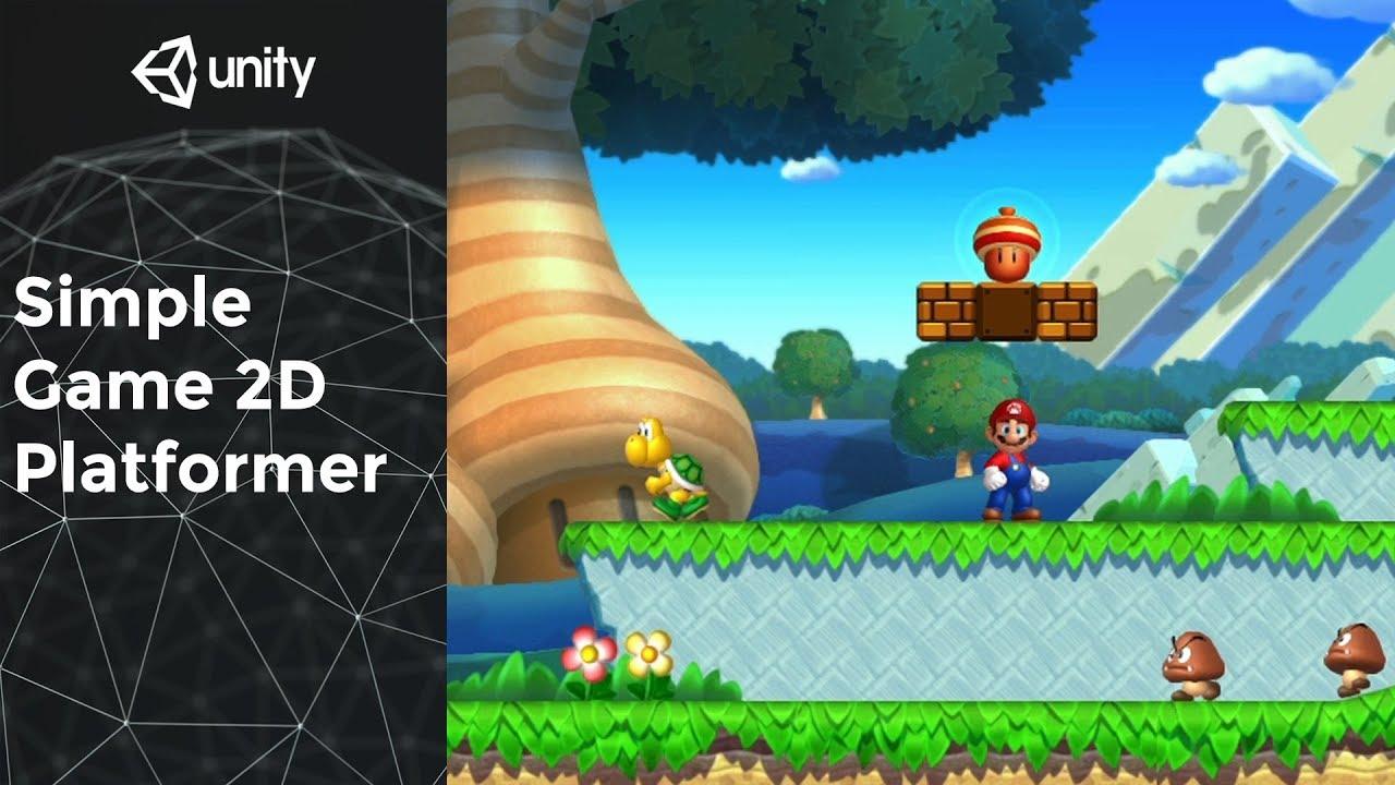 Cara Membuat Game 2D Sederhana Untuk PC - Unity Tutorial ...