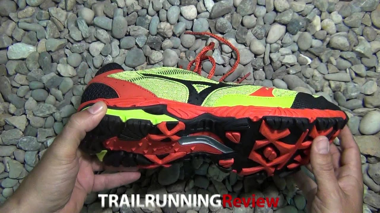 zapatillas mizuno wave ascend 8