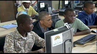 أوباما يدعو إلى فتح فصل جديد بين افريقيا وبلاده