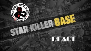 Star Wars Undercover Boss: Starkiller Base - SNL: React