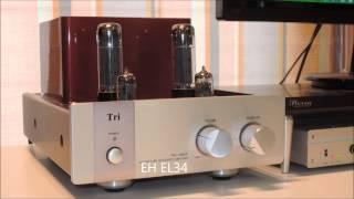 POWER TUBE COMPARISON ( 6L6GC/ EL34/ KT88 ) JJ/ EH