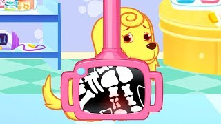 Little Puppy Rescue Game - Play Animal Day Care Dress Up Gameplay By Libii