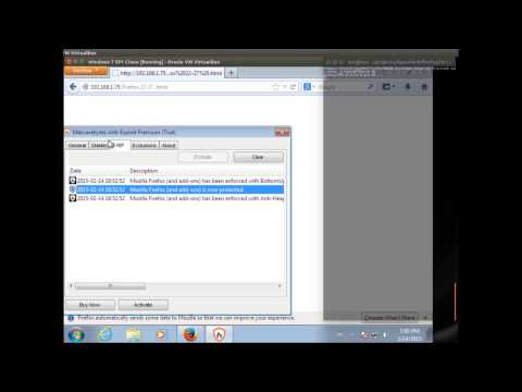 Firefox WebIDL Privileged Javascript Injection Exploit
