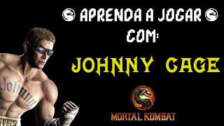 Mortal Kombat 9: Johnny Cage, aprenda combos e técnicas