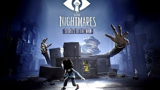 Little Nightmares - Secrets of The Maw - Ep. 1&2 – Game Movie (All Cutscenes / Story Walkthrough)