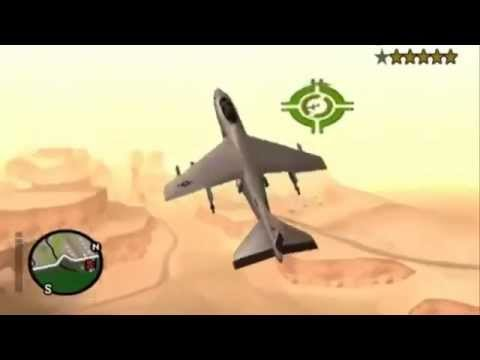 Gta - Strike On Area 51 - 2014
