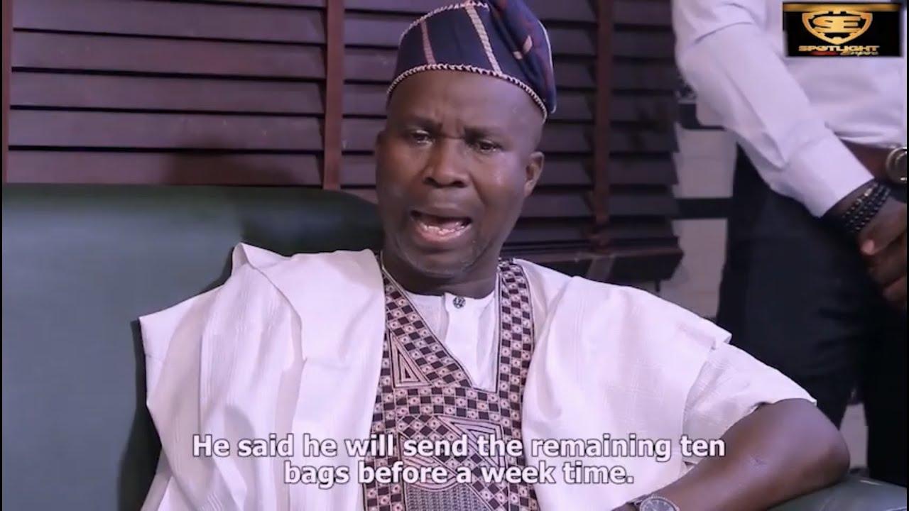 Download THE CHAIRMAN Yoruba Movie Drama 2021 Starring Wale Akorede / Mide F.M Abiodun/Tunde Usman/Ayinde Ogo