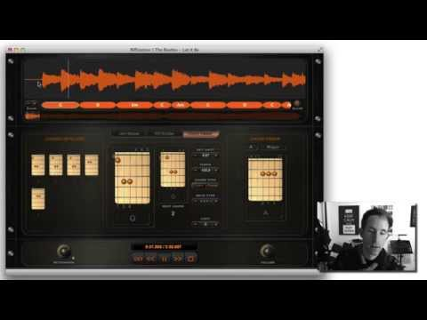 Riffstation Demo & Review - chord viewer - software to help learn guitar riffs faster and easier