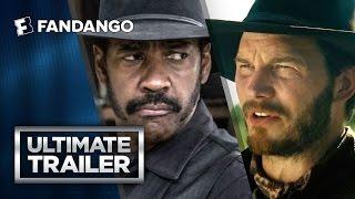 The Magnificent Seven Vintage Western Trailer (2016)
