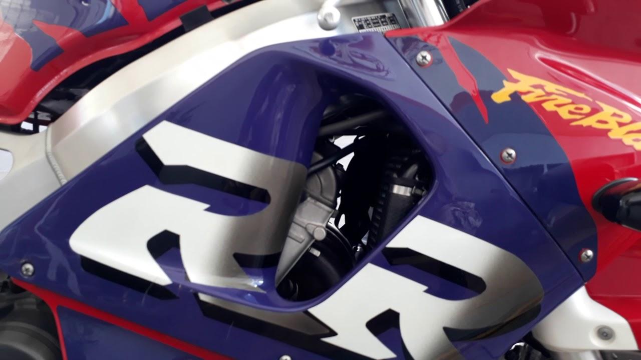 Honda CBR 1000 toda original 1998.