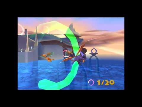 Spyro 2: Ripto's Rage! (PS1) - 100% Walkthrough #8 - World 1: Ocean Speedway and Crush's Dungeon