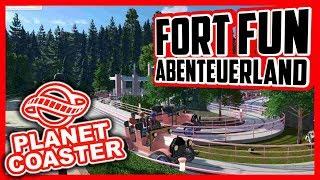 Fort Fun Abenteuerland - Park meiner Kindheit  | PARKTOUR!! - Planet Coaster