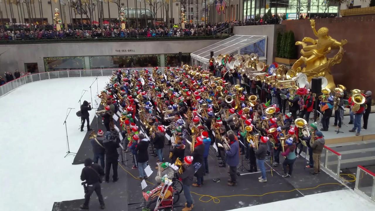 Merry Tuba Christmas 2020 Tuba Christmas Rockefeller Center 2020 | Vcxcne.newyearclubs2020.info