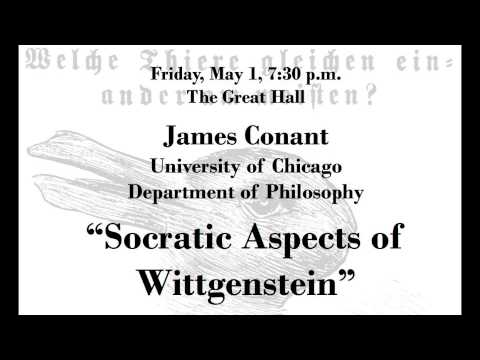 """""""Some Socratic Aspects of Wittgenstein"""" by James Conant"""