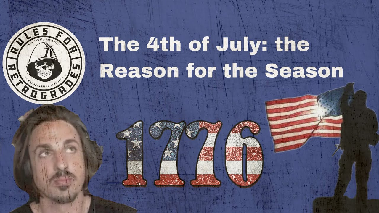 The Fourth of July: the Reason for the Season