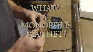Test:4 Magnetizing Experiments  : Demagnetize via pulse discharge. Fliping Poles?
